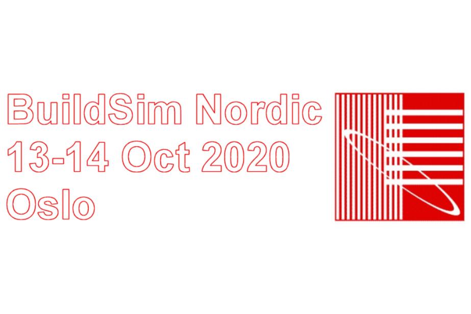 BuildSim Nordic 2020